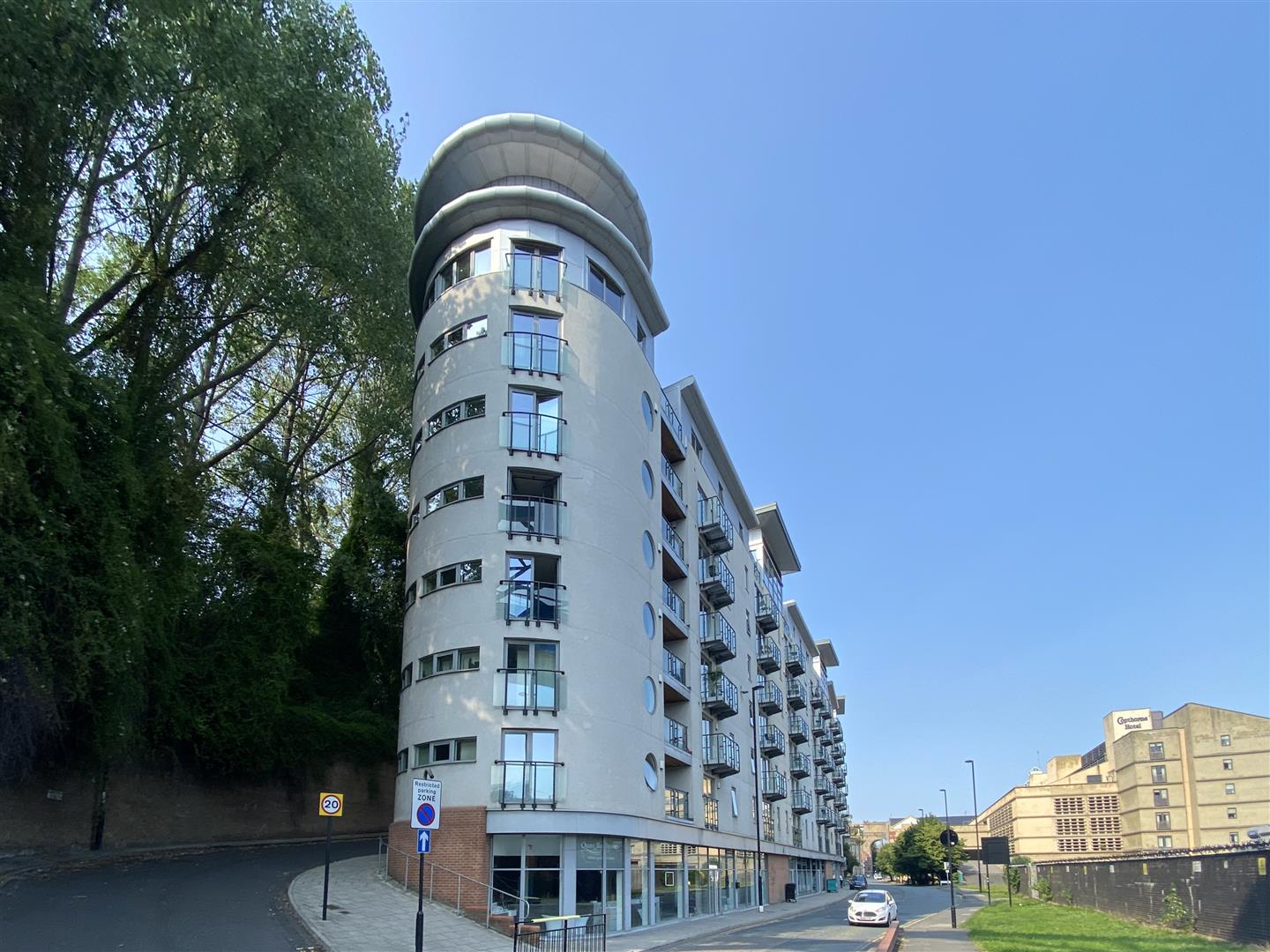 Hanover Mill Newcastle Upon Tyne, 2 Bedrooms  Apartment ,For Sale